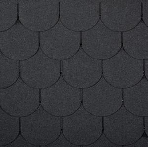 gonty bitumiczne Standard Rock Beaver Czarny