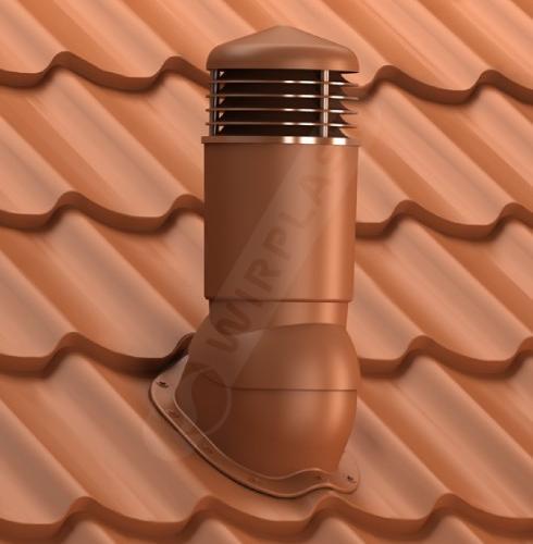 K95 kominek dn izolowany ceglasty