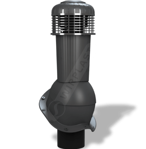 K96 wentylator dachowy zodpływem kondensatu antracytowy