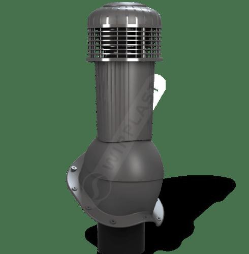 K96 wentylator dachowy zodpływem kondensatu grafitowy