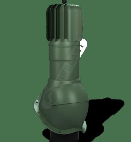 T53 kominek dn obrotowy zielony