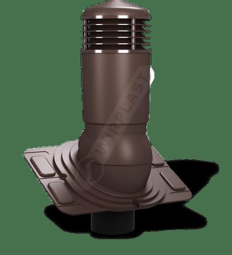 K92 kominek dn uniwersalny izolowany brązowy 8017