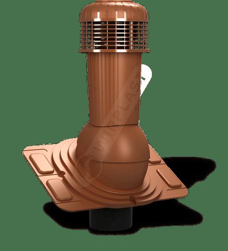 K93 wentylator dachowy dn uniwersalny ceglasty