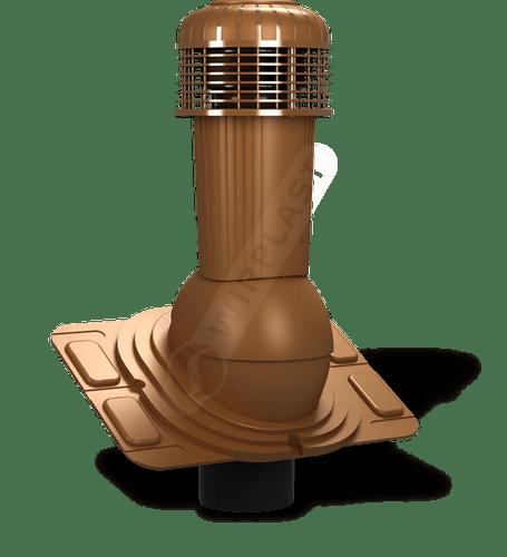 K93 wentylator dachowy dn uniwersalny miedziany