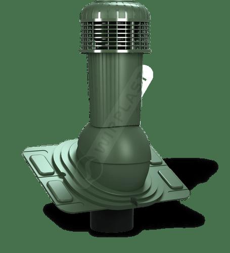 K93 wentylator dachowy dn uniwersalny zielony