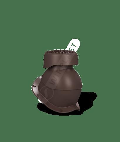K84 wywietrznik kanalizacyjny brązowy 8017