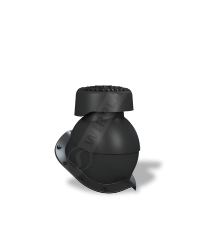 K84 wywietrznik kanalizacyjny czarny