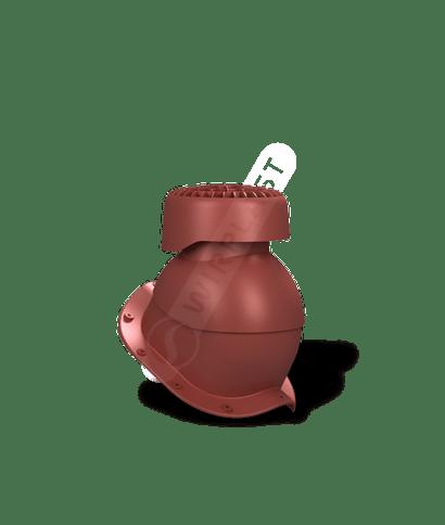 K84 wywietrznik kanalizacyjny czerwony