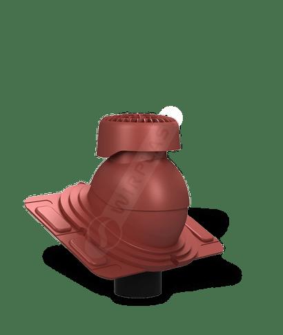 K86 wywietrznik kanalizacyjny uniwersalny -czerwony