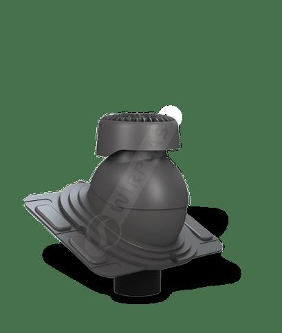 K86 wywietrznik kanalizacyjny uniwersalny grafitowy