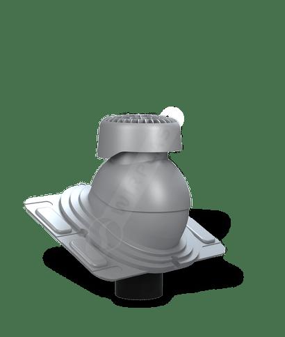 K86 wywietrznik kanalizacyjny uniwersalny szary