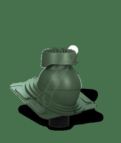 K86 wywietrznik kanalizacyjny uniwersalny zielony