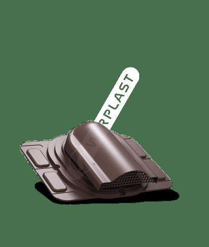 P20 wywietrznik połaciowy uniwersalny brązowy 8017