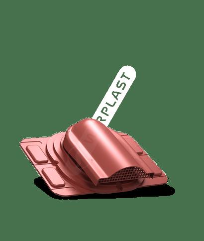 P20 wywietrznik połaciowy uniwersalny czerwony