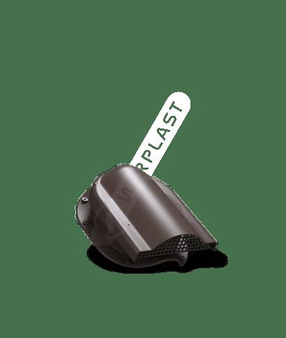 P51 wywietrznik połaciowy brązowy 8019