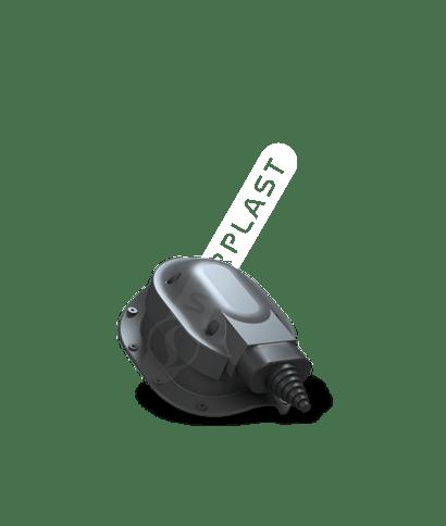 S48 przejście dosolarów antracytowy