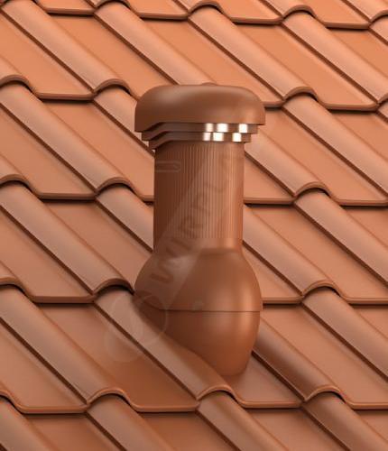 W19 dachówka ceramiczna ceglasta