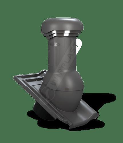 W20 wentylator dachowy zodpływem kondensatu grafitowy