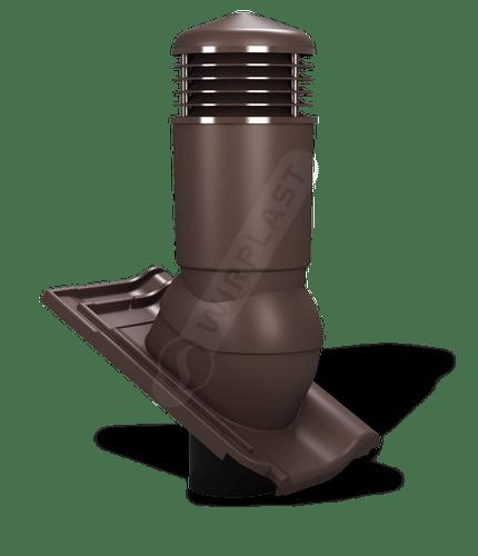 K98 kominek izolowany brązowy