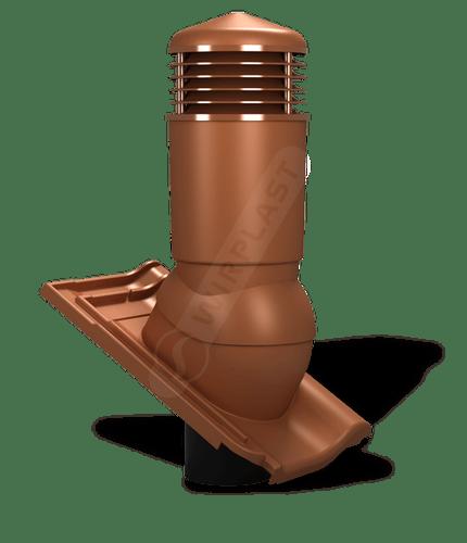 K98 kominek izolowany ceglasty
