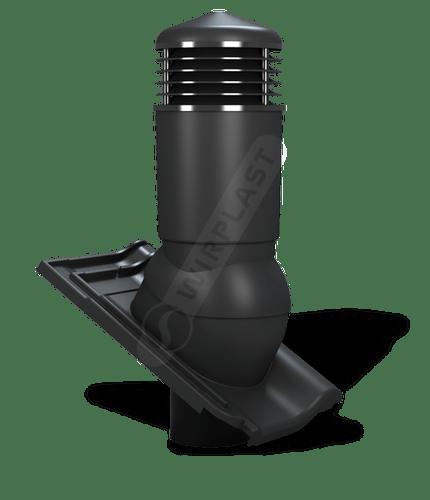 K98 kominek izolowany czarny