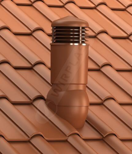 K98 dachówka ceramiczna ceglasta
