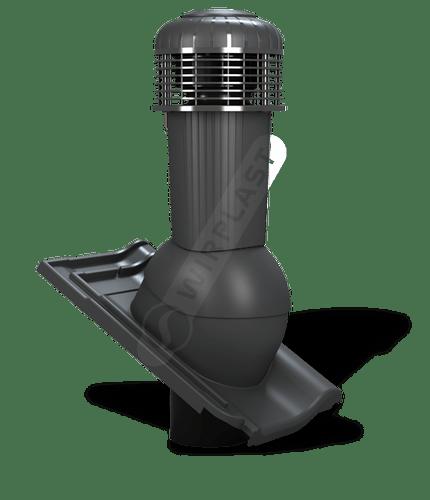 K99 wentylator dachowy zodpływem kondensatu antracytowy