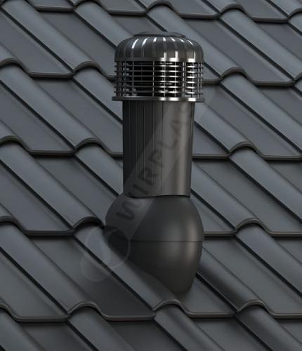 K99 dachówka ceramiczna czarna