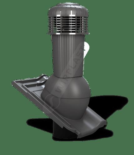 K99 wentylator dachowy zodpływem kondensatu grafitowy