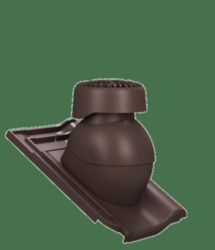 K85 wywietrznik kanalizacyjny brązowy 8017