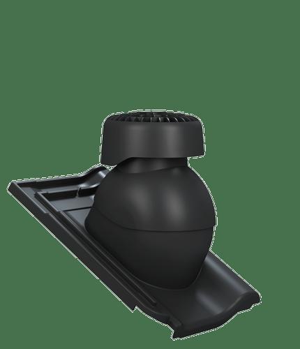 K85 wywietrznik kanalizacyjny czarny