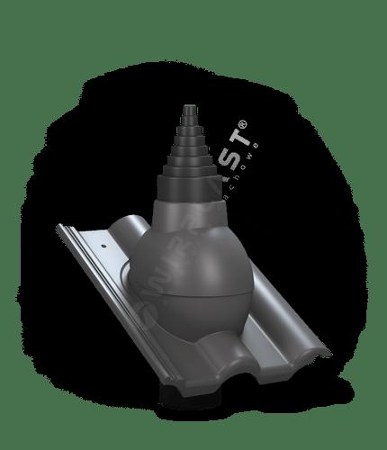 P56 przejście antenowe grafitowy
