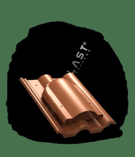 P60 wywietrznik połaciowy ceglasty