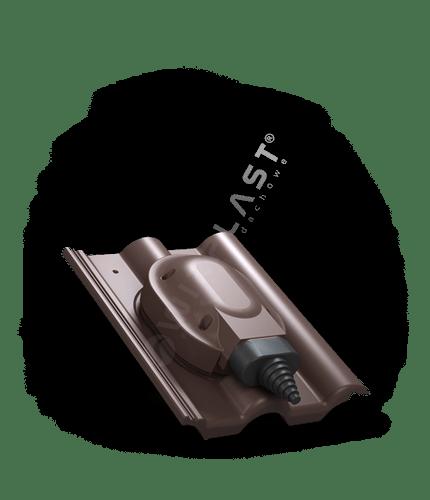 S56 przejście dosolarów brązowy