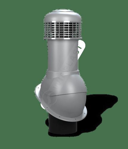 K66 wentylator dachowy szary