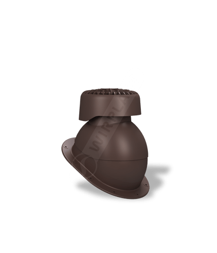 K83 wywietrznik kanalizacyjny brązowy 8017