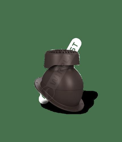 K83 wywietrznik kanalizacyjny brązowy 8019