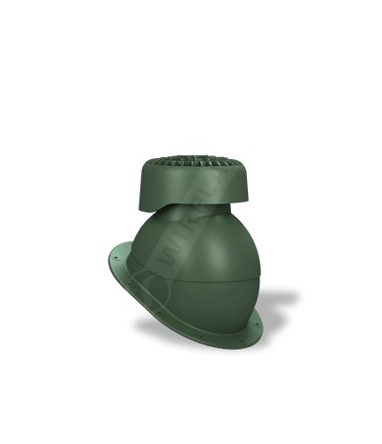 K83 wywietrznik kanalizacyjny zielony