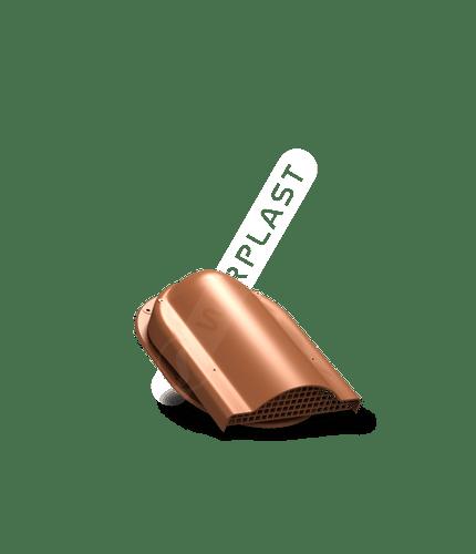 P19 wywietrznik połaciowy ceglasty
