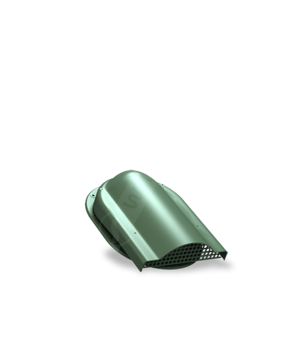 P19 wywietrznik połaciowy zielony