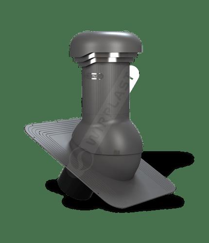 W04 wentylator dachowy zodpływem kondensatu grafitowy