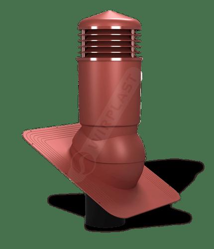 K81 kominek izolowany czerwony