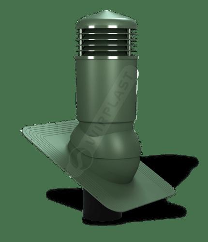 K81 kominek izolowany zielony