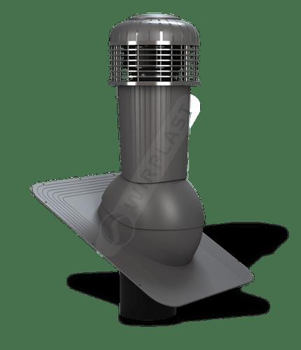K87 wentylator dachowy zodpływem kondensatu grafitowy