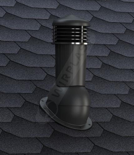 K88 kominek gont czarny