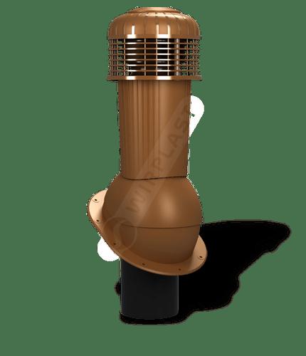 K90 wentylator dachowy dn125 zodpływem kondensatu miedziany