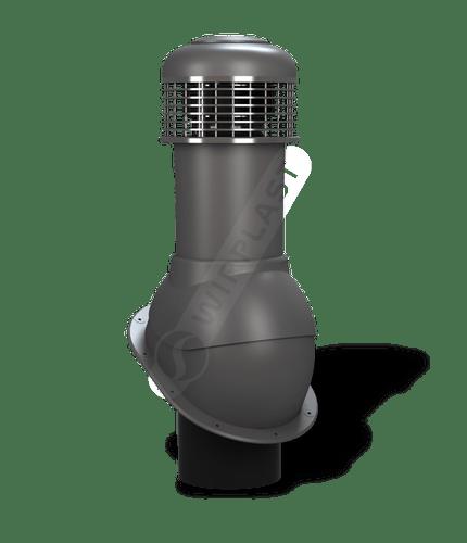 K66 wentylator dachowy dn150 grafitowy
