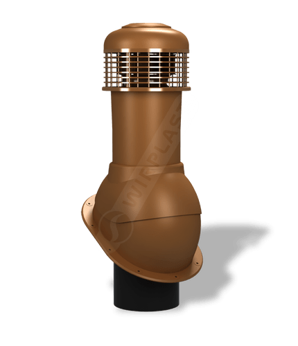 K66 wentylator dachowy dn150 miedziany