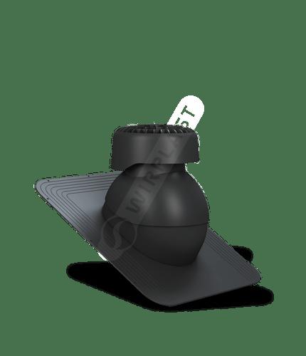 K82 Wywietrznik kanalizacyjny dn110 czarny