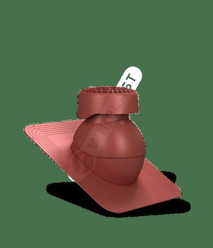 K82 Wywietrznik kanalizacyjny dn110 czerwony